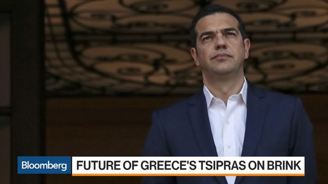 Greece's Alpha Bank Is Said to Prepare $4 Billion Bad-Loan Sales