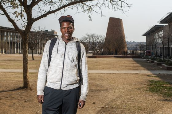 South Africa's Youth Are Desertingthe Party of Nelson Mandela