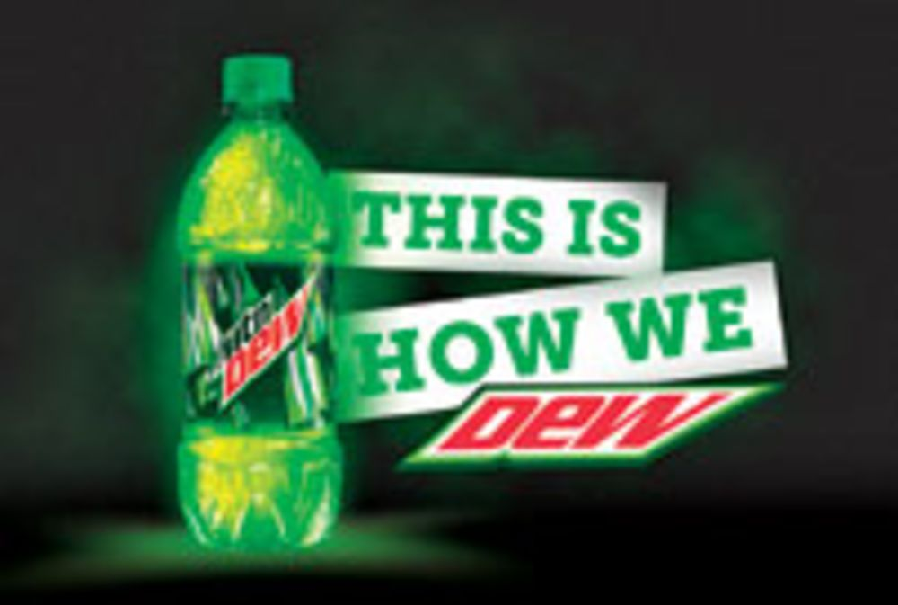 mountain dew target audience