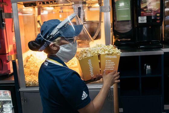 Cinepolis Enlists Lazard to Save Its Global Web of Posh Cinemas
