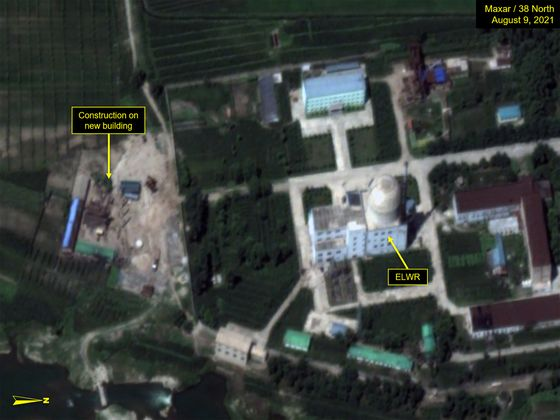 North Korea Trying to Hide Uranium Plant Expansion, Group Says