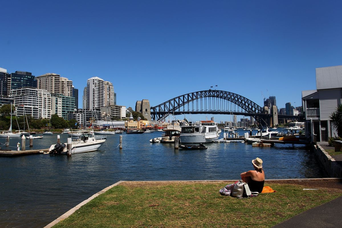 Australia Economy Surges Into 2021 With Cashed Up Households