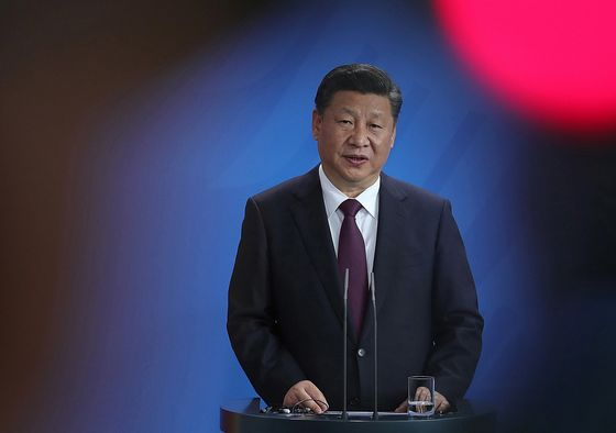 Xi's Push Against Jack Ma Sparks New Threat for China Tech