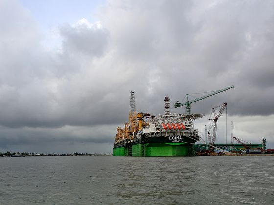 Offshore-Oil Hub Ladol to Consider Stock Listing in Nigeria