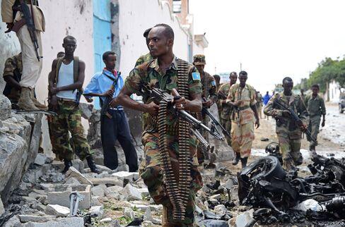 Somalia Islamist Attack on UN Compound Leaves 15 People Dead