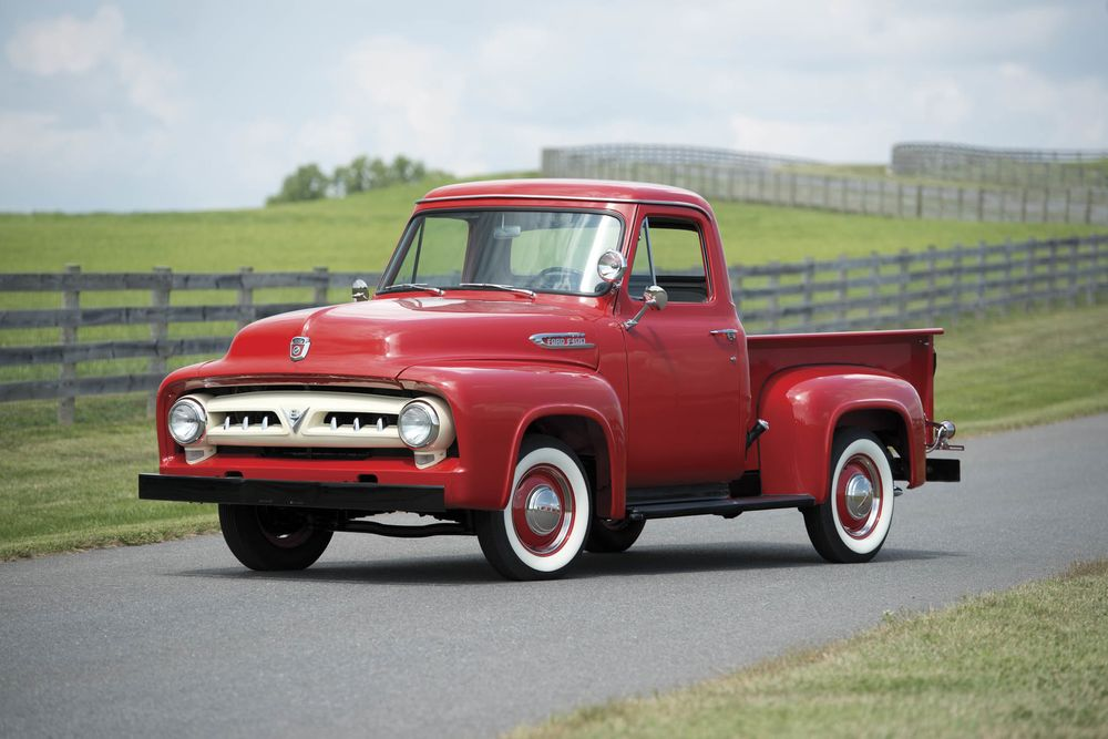 Image result for 1953 ford pickup