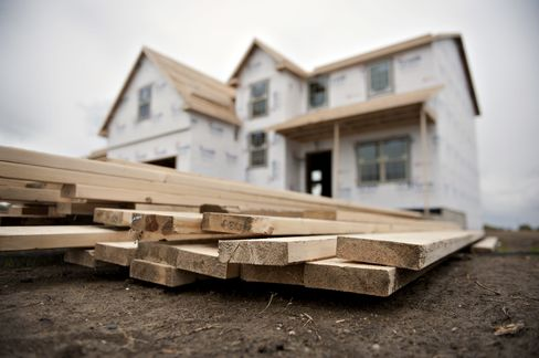 Lumber Prices May Tumble 25% After Leading Commodities in 2012