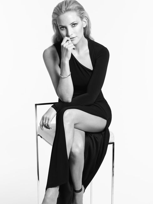 A look from Ann Taylor's exclusive Kate Hudson LBD collection in 2014.