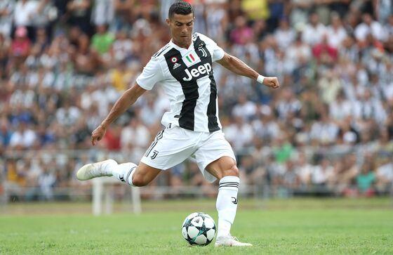 Ronaldo Causes Anguish for U.K.'s Newest Sports Broadcaster