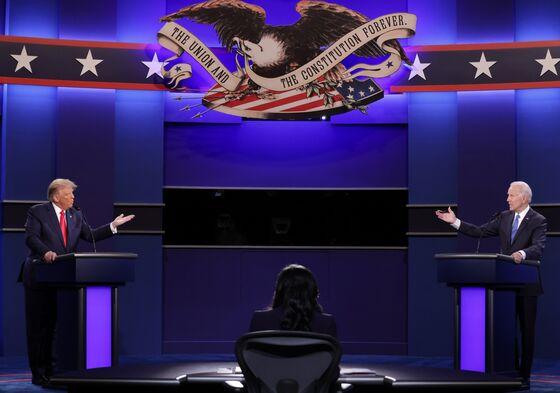 Trump-Biden Audience Plummets 14% in Second, Subdued Debate