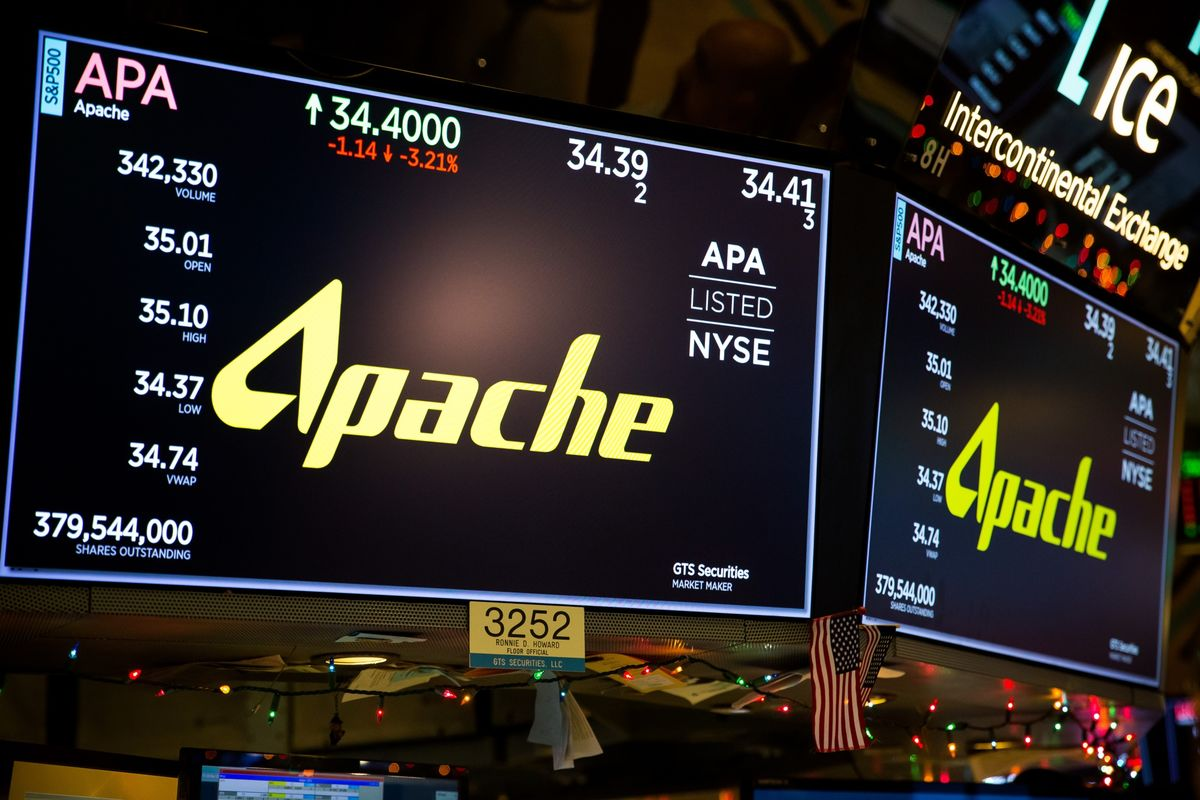 Apache Plunges on 'Incredibly Thin' Suriname Well Update