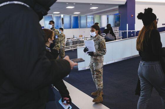 U.S. Says Travelers From U.K. Need Negative Tests: Virus Update