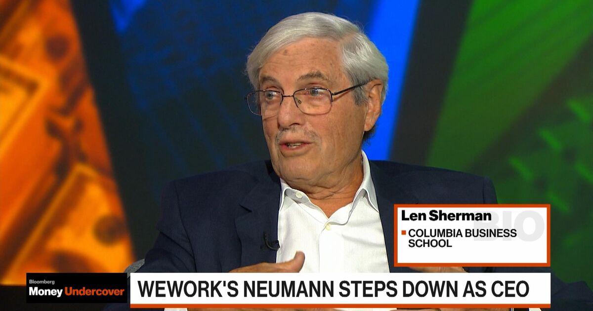 Unprecedented Money Going into Unproven Companies: Columbia's Sherman