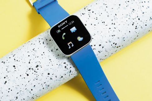 Sony's First-Mover Disadvantage in Smart Watches