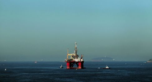 Shell Drawn by Auction for $5 Trillion of Oil