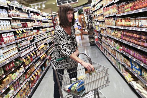 Food-Cost Gains Quicken as Nestle, Whole Foods Raise Prices