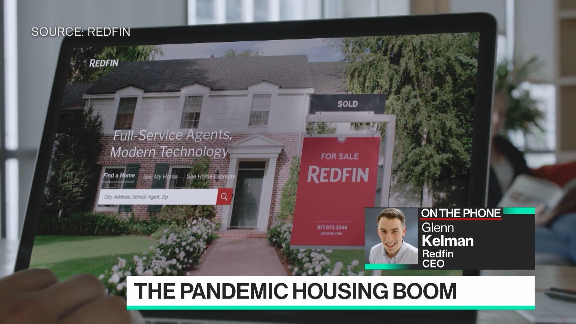 Redfin CEO on Pandemic Housing Boom
