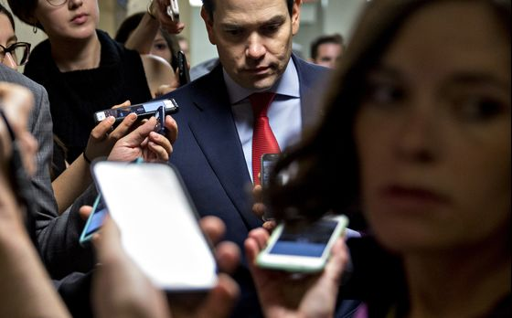 Maduro Aides Reached Out to U.S. Seeking to Cut a Deal, Rubio Says