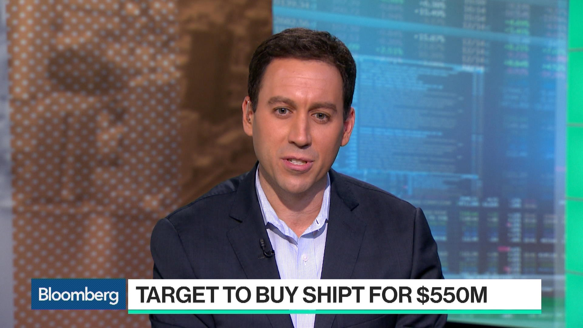 Target to Buy Shipt for $550 Million in Challenge to Amazon