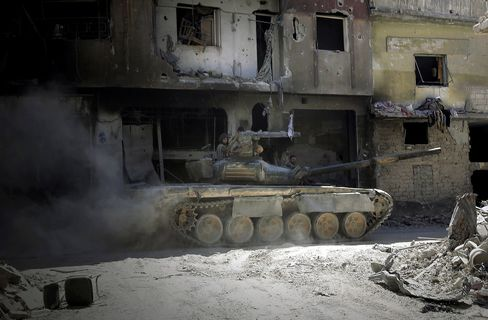 Obama Faces Week-Long Drive to Get Congress Behind Syria Action