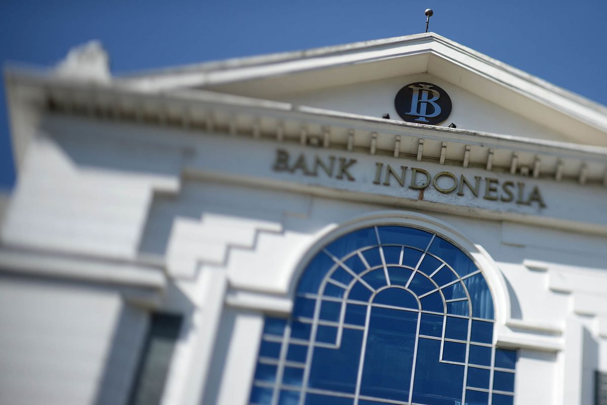 Indonesia Central Bank Pauses After Four Interest Rate