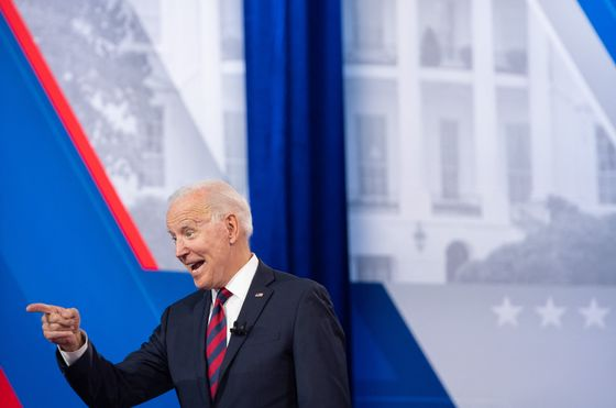 Biden Says Pandemic Only Among Unvaccinated as He Urges Shots