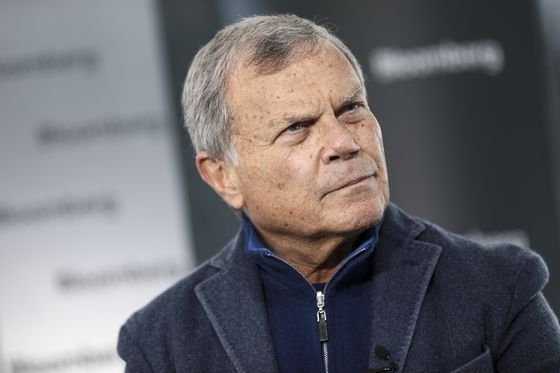 It's Like Sorrell Never Left as Ousted WPP CEO Returns to Cannes
