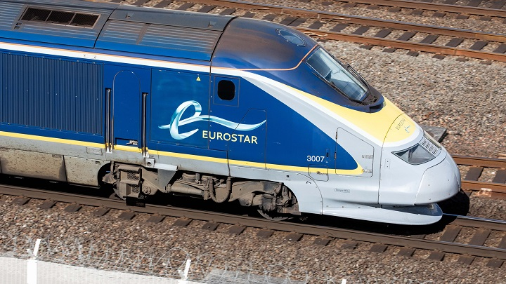 Eurostar CEO Mike Cooper on Eurostar Anniversary, Environmental Targets, Competition With Flights
