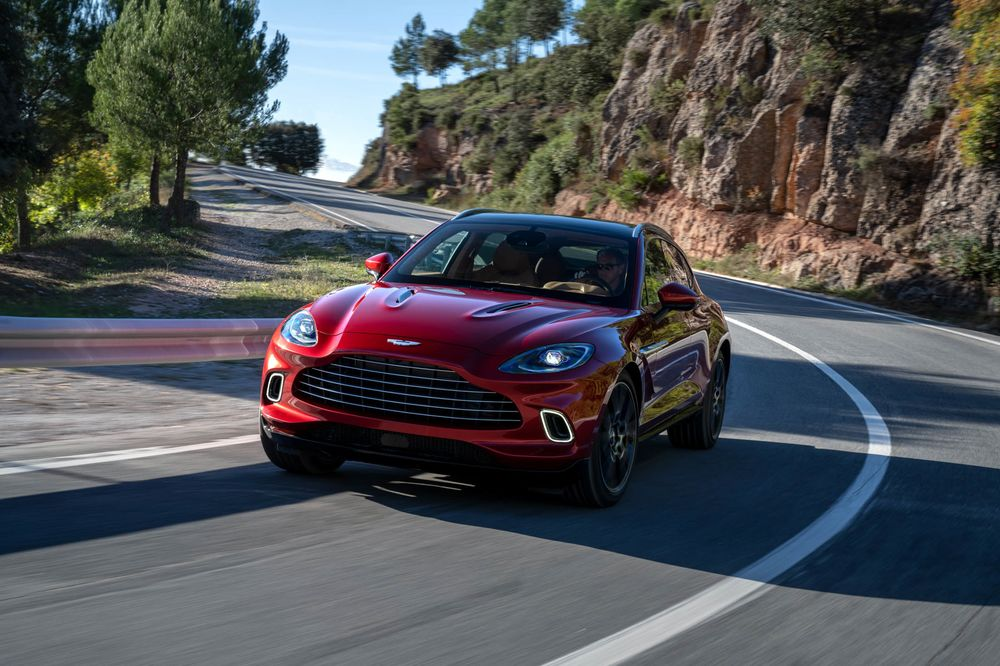 Aston Martin Aml Warns Profit Fell In Disappointing 2019 Bloomberg