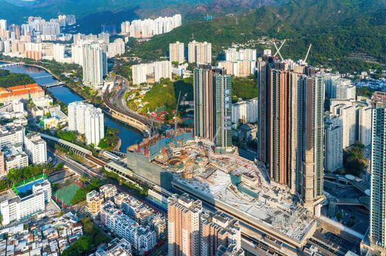 New World to Demolish Luxury Hong Kong Towers in Major Setback