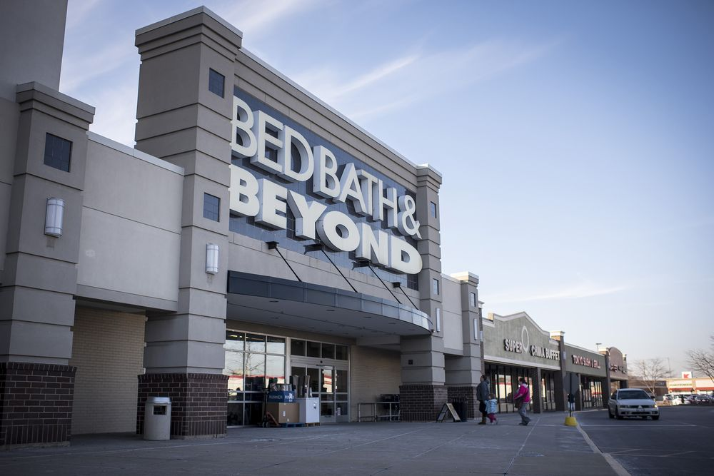 Bed Bath & Beyond Rises as Retailer Names Independent Chairman