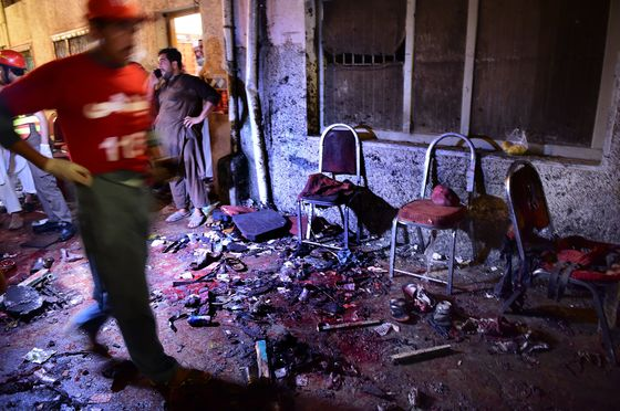Pakistan Politician Opposing Taliban Dead in Suicide Bomb Attack