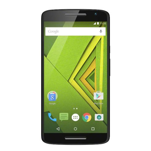 The Moto X Play.