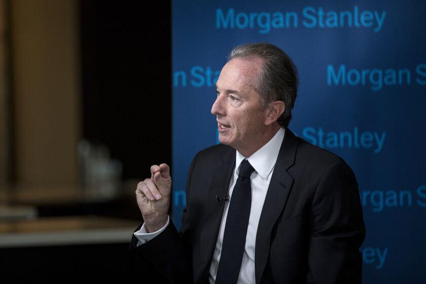 Morgan Stanley CEO James Gorman Interview at the Morgan Stanley China Summit