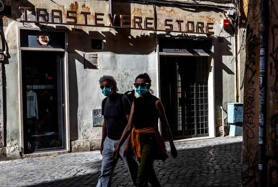 Italy Shops Reopen on Monday. For Many It's Already Too Late
