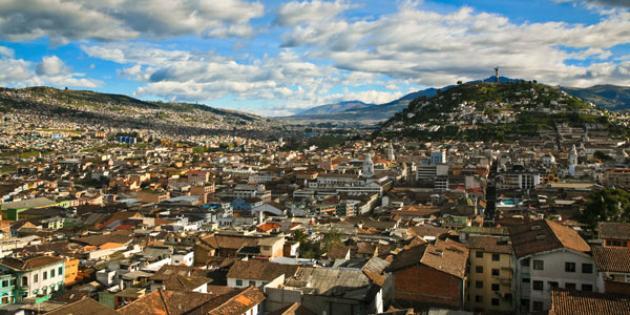 No. 19 Cheapest City for Expensive Living: Quito, Ecuador