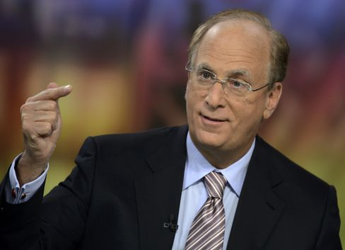 BlackRock Inc. Chief Executive Officer Laurence D. Fink
