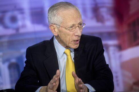 Stanley Fischer, vice chairmanof the Fed.