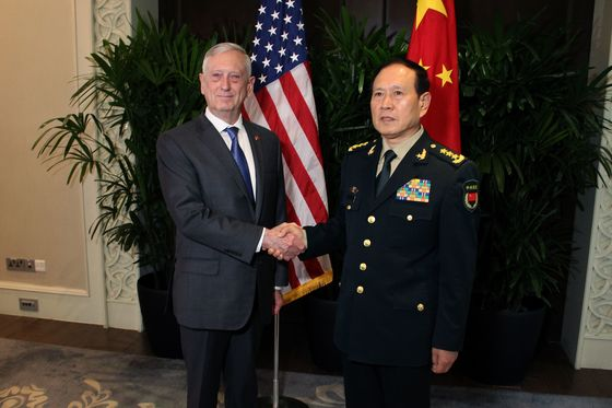 China Calls Any Challenge on Taiwan 'Extremely Dangerous'