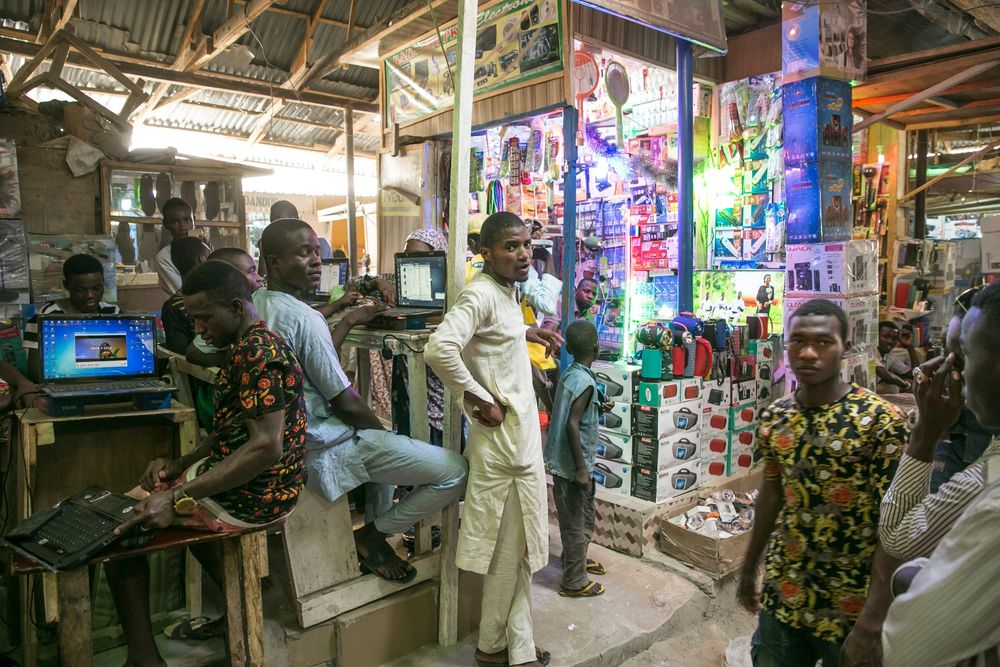Nigeria's Inflation Rate Holds Steady
