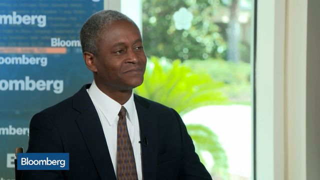 Fed Rate Hike or Rate Cut Equally Likely, Says Bostic