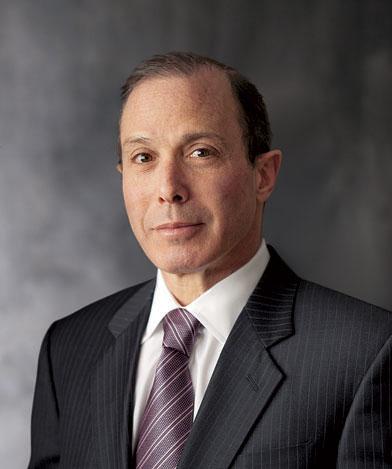 Ace Ltd. CEO Evan Greenberg
