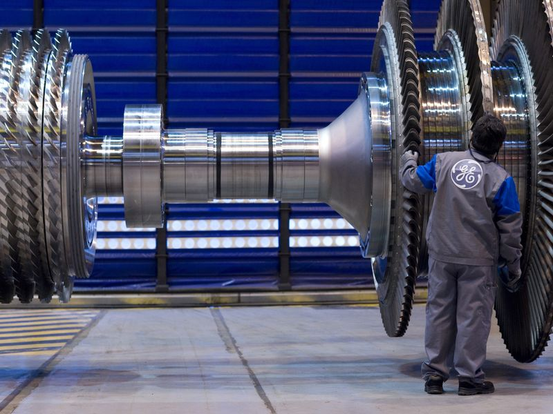 General Electric Has Reason to Offer Thanks: Marcus Ashworth