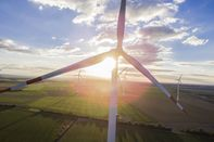 Energy Generation On An RWE AG Wind Farm Ahead Innogy Unit's Planned $5.6 Billion IPO