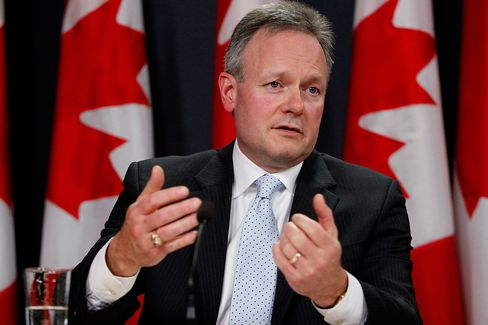 Stephen Poloz Named as Bank of Canada Chief Replacing Carney