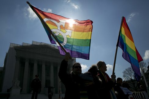 Gay-Marriage Letdown Looms as High Court Weighs Narrow Ruling