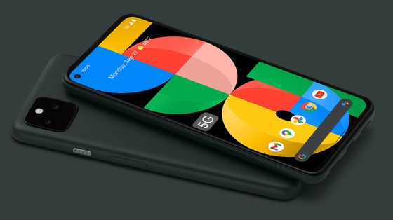 Google Adds Larger Screen and Battery to Its Cheapest 5G Phone