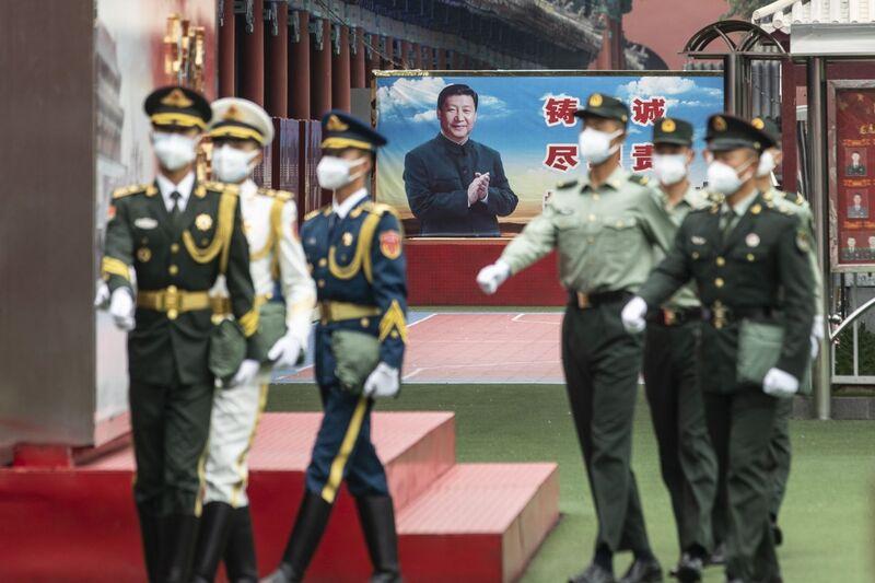 relates to トランプ政権、中国当局者・企業への制裁検討-香港問題巡り
