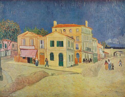 Van Gogh's La Maison de Vincent a Arles