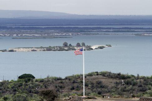 Military Judge Delays Cuba Terror Case Hearing Due to Storm